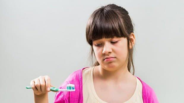 Дети, пренебрегающие чисткой зубов, чаще страдают от сердечно-сосудистых заболеваний в дальнейшей жизни