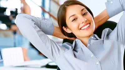 Диетологи подсказали, как не поправиться тем, у кого сидячая работа