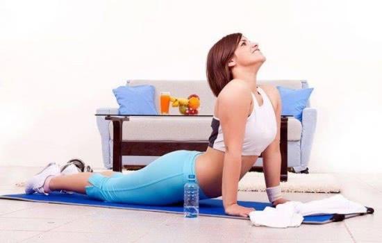 Доступная гимнастика при опущении матки