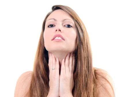 Если больна щитовидка