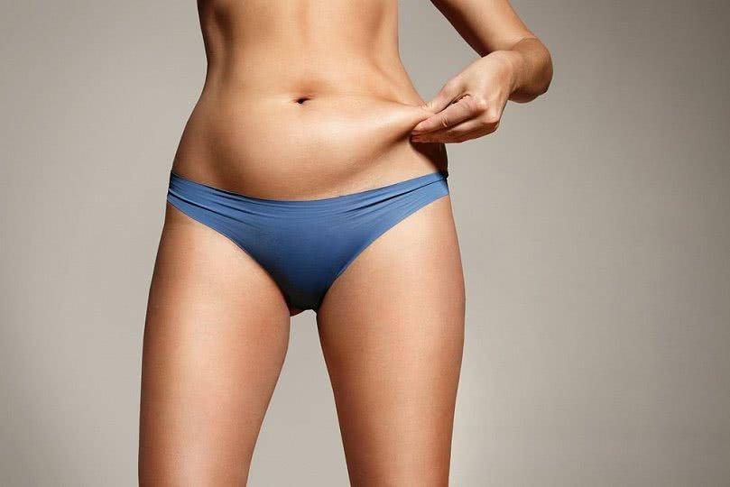 Как добиться похудения в районе живота?