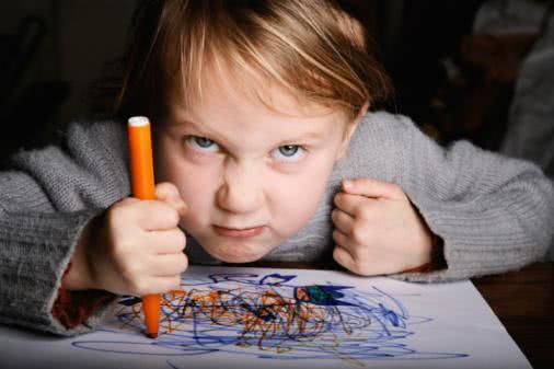 Как помочь агрессивному ребенку