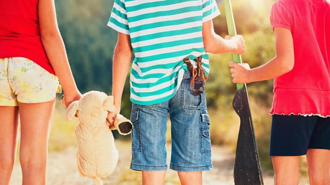 Как помочь ребенку научиться быть хорошим другом?