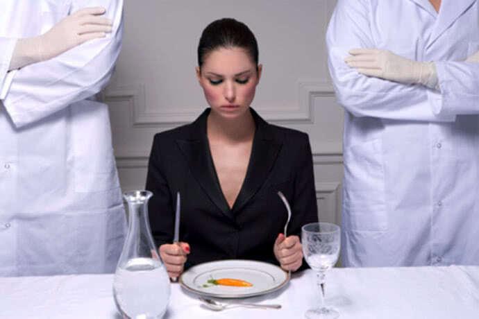 Когда вредны диеты