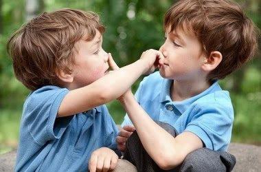 Особенности детского поведения