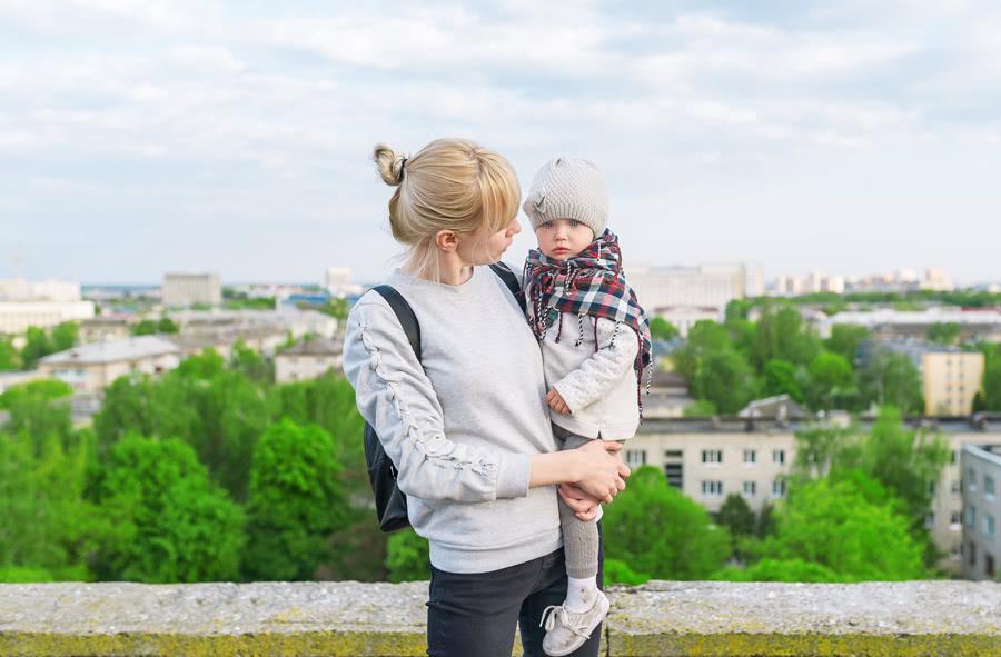 Отпуск с детьми: проблемы и их решения