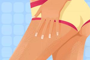 Почему на ногах появляется гусиная кожа и как с ней бороться?