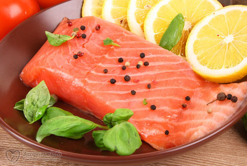 Похудение с рыбой: сытно и полезно