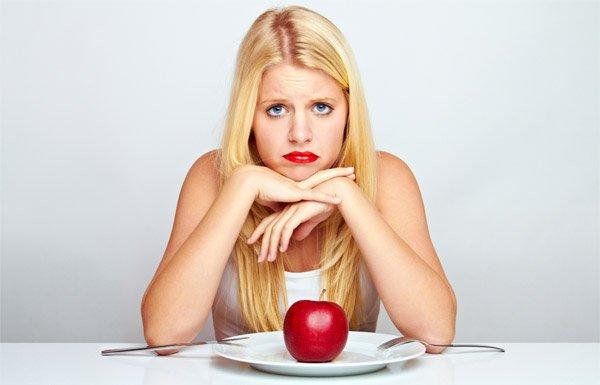 Признаки того, что диета вам не подходит