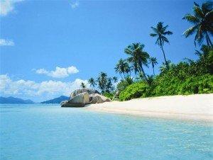 Райские острова. Сейшелы