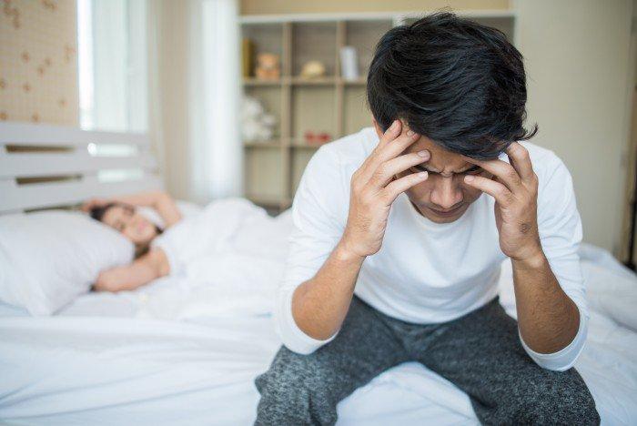 Синдром тревожного ожидания сексуальной неудачи