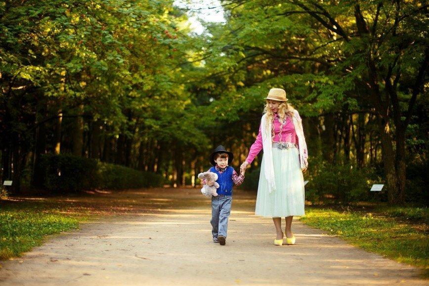 Свекровь и родительский авторитет