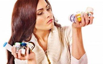 Таблетки при болях при месячных при сильной боли