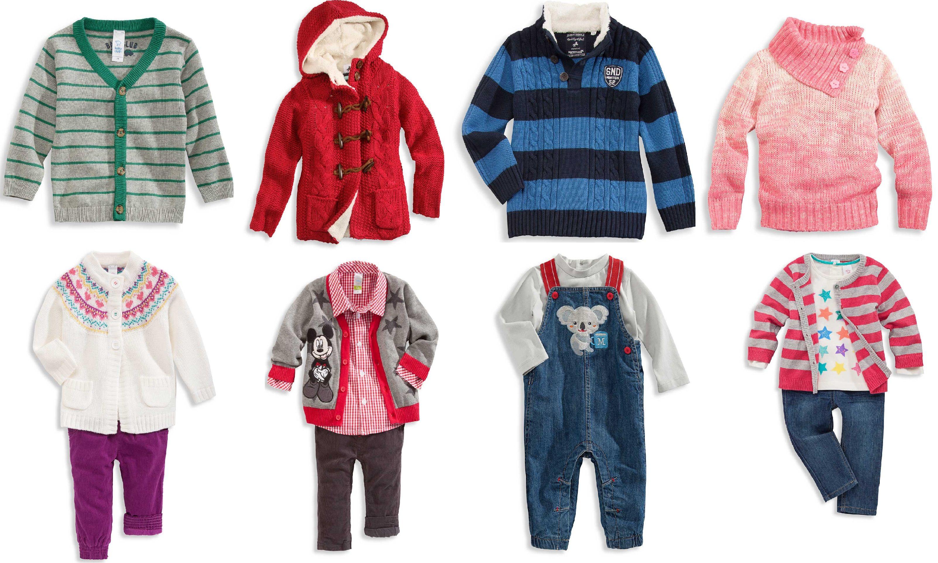 Весенняя одежда для малышей