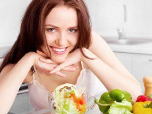 Весна не время для низкокалорийных диет