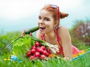 Употребление продуктов с низким гликемическим индексом
