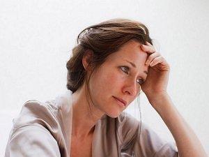 Депрессия - причина низкого гемоглобина