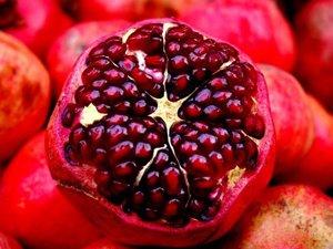 Гранат - источник гемоглобина