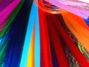 Канеколон для плетения дедов