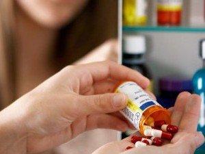 Прием препаратов для улучшения кровотоков