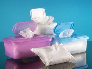 Влажные салфетки для протирания после мочеиспускания