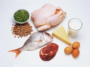 Белковые продукты для набора мышечной массы