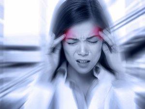 Сильные головные боли при внутричерепном давлении