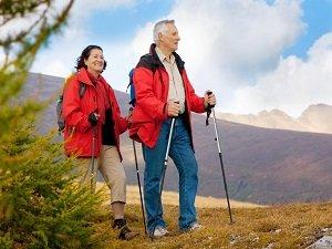 Прогулки на свежем воздухе при пониженном давлении