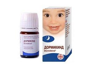 Дормикинд  - наиболее безопасное успокоительное для детей
