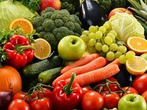 Фрукты и овощи для повышения гемоглобина