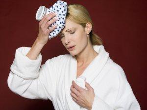 Сильная головная боль при гипертоническом кризе