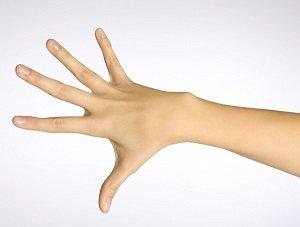 Орунгамин при микозе ногтей