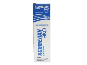 Ксимелин ЭКО без консервантов