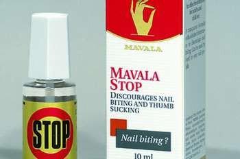 Лак против привычки грызть ногти
