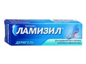 Ламизил для лечения лишая