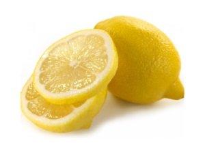 Лимон для очищения пяток