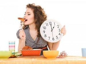 Польза здорового питания для набора веса