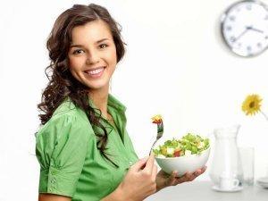 Правильное питание для профилактики токсикоза
