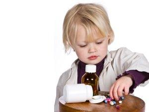 Проблема приема перекиси водорода ребенком