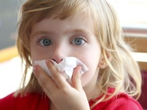 Вирусное заболевание - причина рвоты
